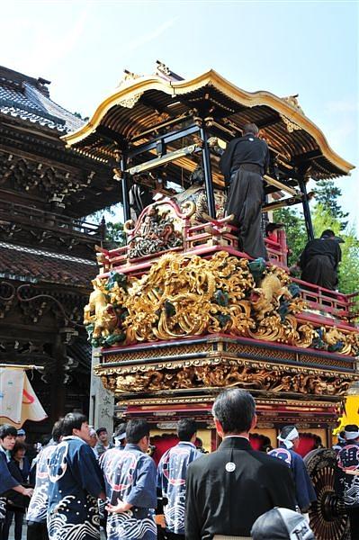 城端曳山祭 (6)