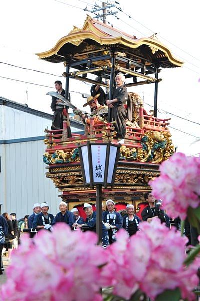 城端曳山祭 (8)