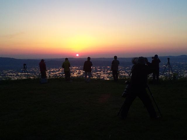 夕陽を見ているか?