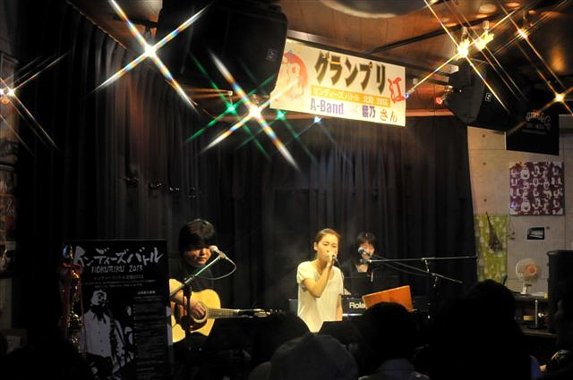 2013-03-31 A-Band with 紫乃 ~感謝のワンマンLIVE~