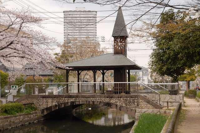 西川緑道公園1-2