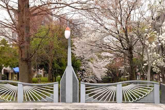 西川緑道公園2