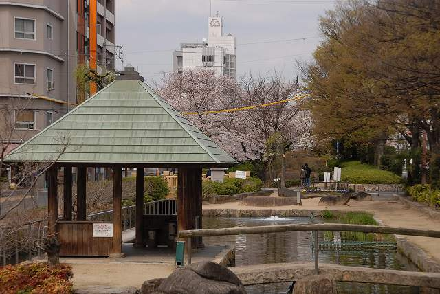 枝川緑道公園1