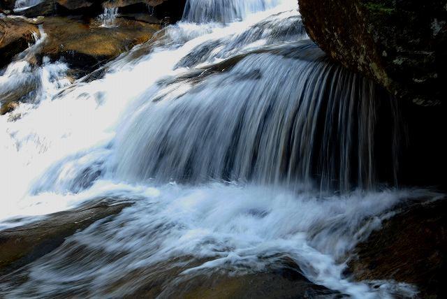 蛇淵の滝1