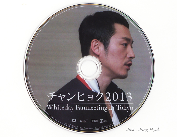 2013Whiteday Fanmeeting in Tokyo