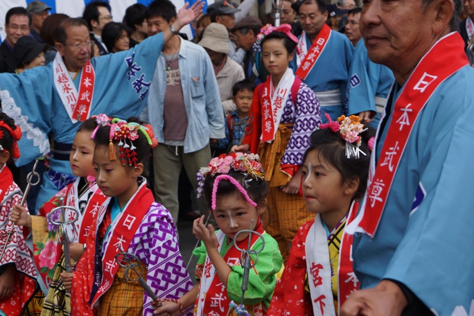 氷川神社 子供 20131019A