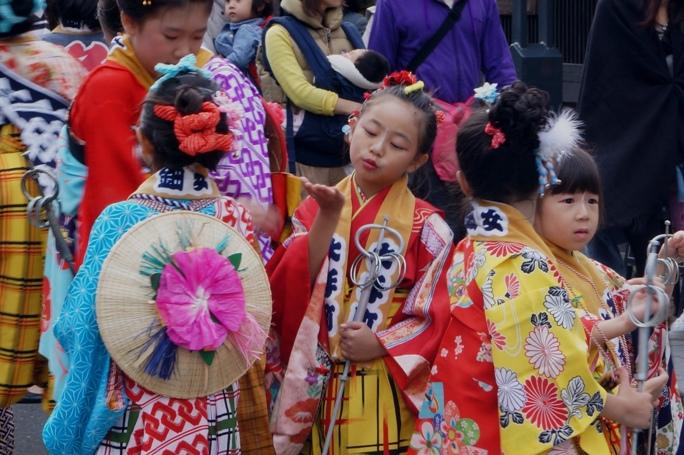 川越祭り 大手町 子供 20131019B