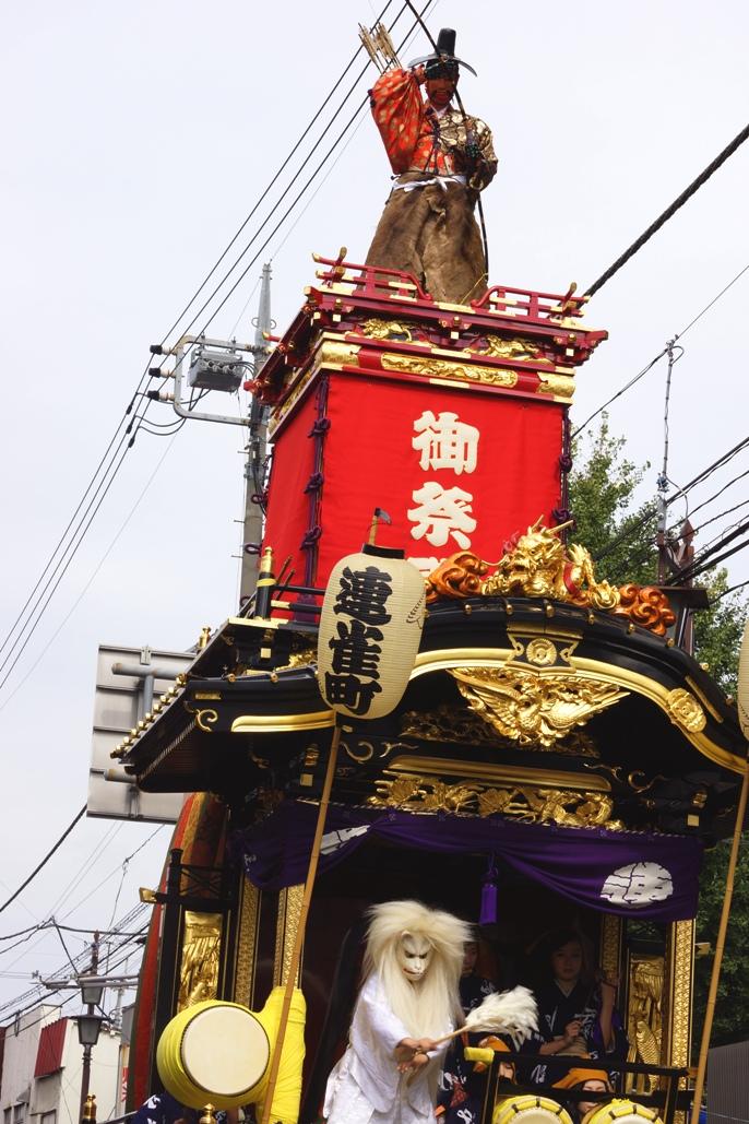 川越祭り 連雀町 山車 20131019A2