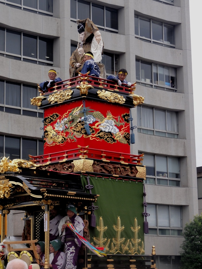 川越祭り 幸町 山車 20131019A