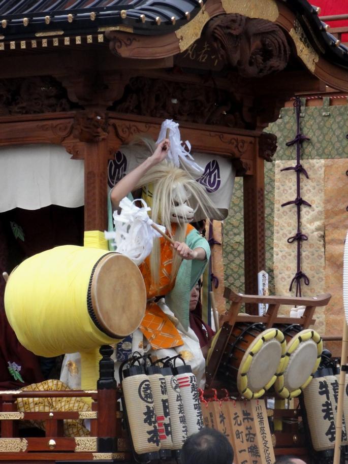 川越祭り 元町 山車 20131019A3