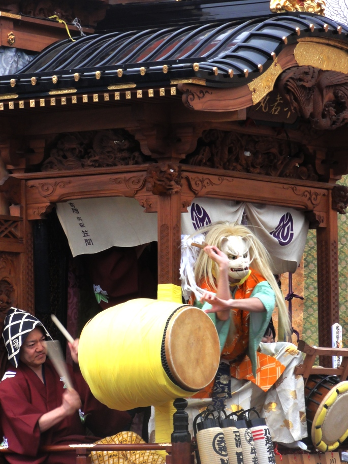 川越祭り 元町 山車 20131019A