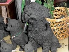 蔵の街 炭の犬20131019A