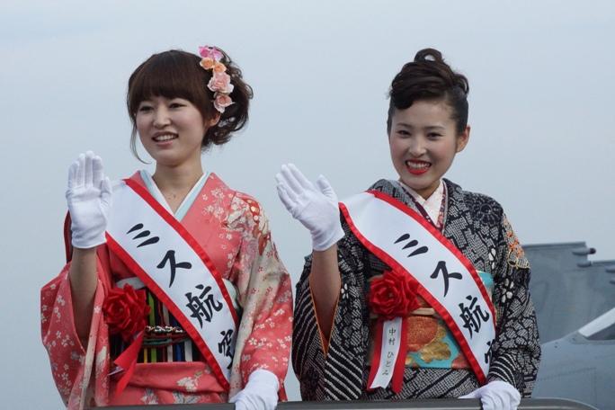 狭山基地航空際2013 ミス航空3A