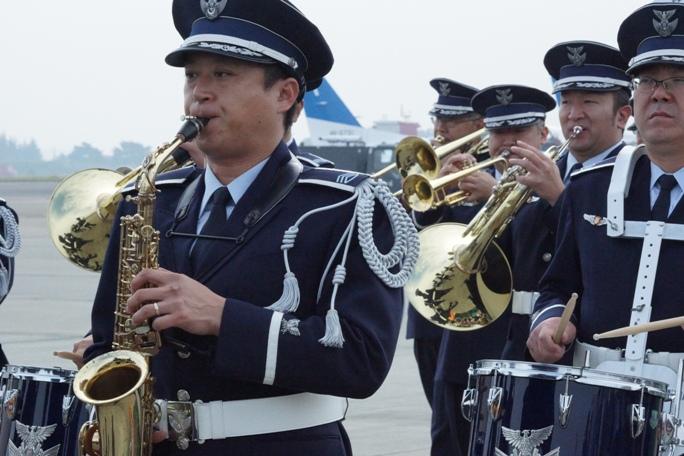 入間基地航空際 楽団2013A