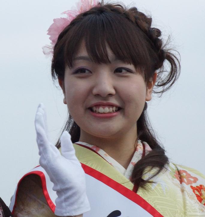 狭山基地航空際2013 ミス航空0A