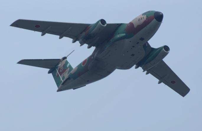 入間基地航空際 C-1 2013-2A