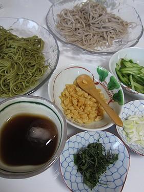 20130915昼 蕎麦 (2)