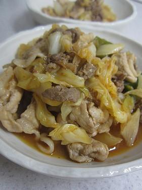20130924 回鍋肉 (1)