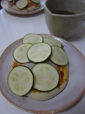 20131014昼 野菜のビゼッタ (2)