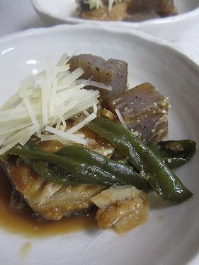 20131107 さば味噌煮 (1)