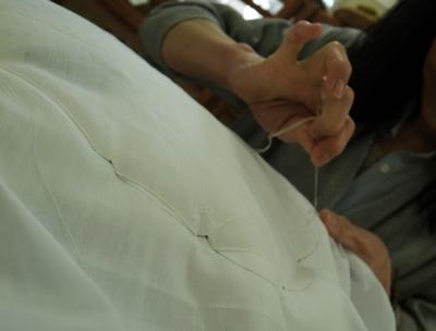 縫うところ