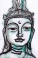 4岡寺如意輪観音坐像