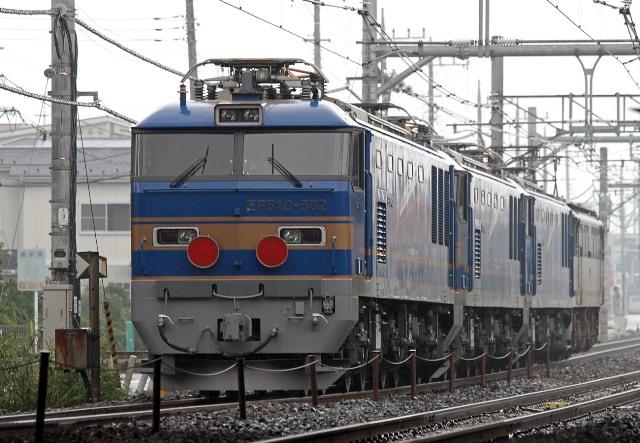 EF510-502 後撃ちbvvbvvb