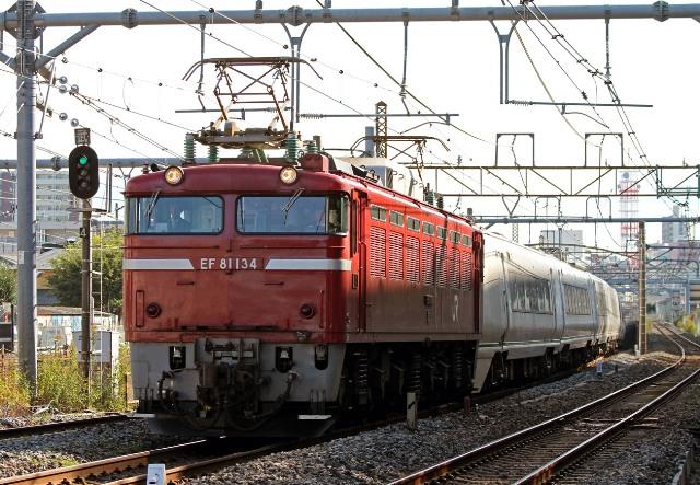 EF81-134 tonnneru