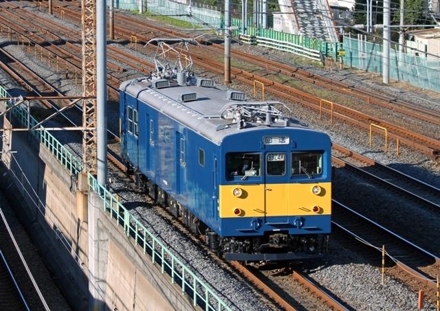 クモヤ143返却回送 新前橋~大崎 回9924M