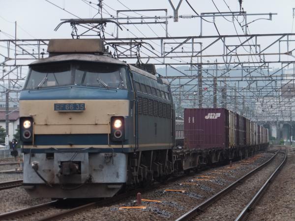 1076レ EF66 35