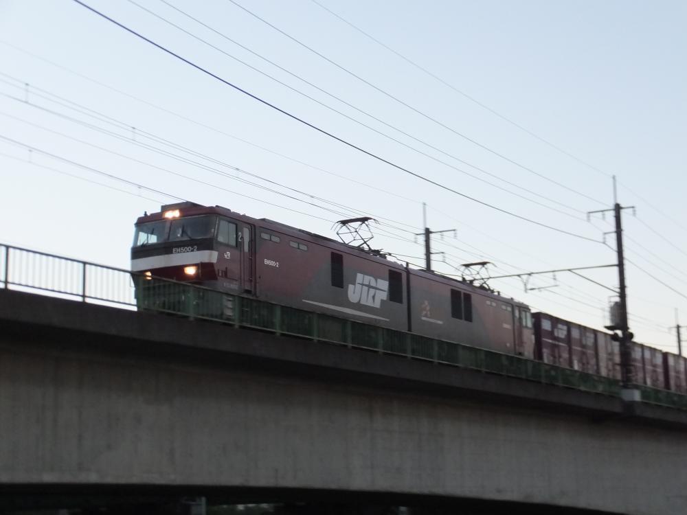 2095レ EH500-2