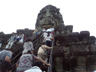 第三回廊の階段
