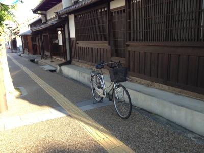 奈良 街角
