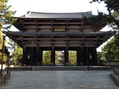奈良 南大門