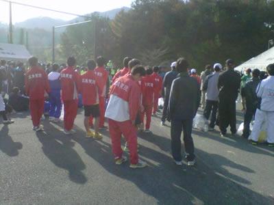 マラソンイベントオープニング