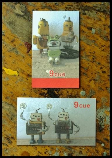 9cueカード。