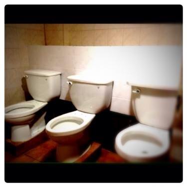 こんなトイレ、ソウルにもあるんですね(笑)
