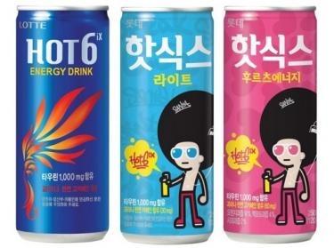 韓国のレッドブル的な存在⁈핫식스(HOT6)