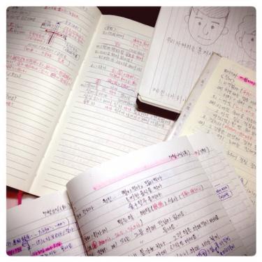 留学して学んだ教科書やまとめたノートは財産です!!