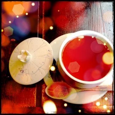 오미자 차(五味子茶・オミジャ茶)