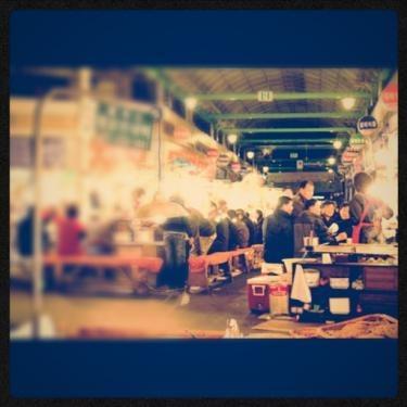 광장시장 (クワァンジャン市場)