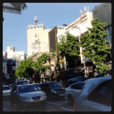 홍대하교 앞 (弘大前)