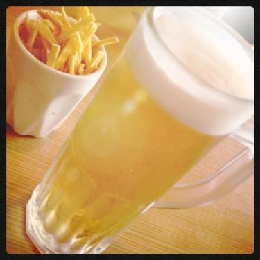 맥주(メクチュ=ビール)