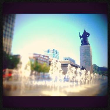 광화문 광장(光化門広場)