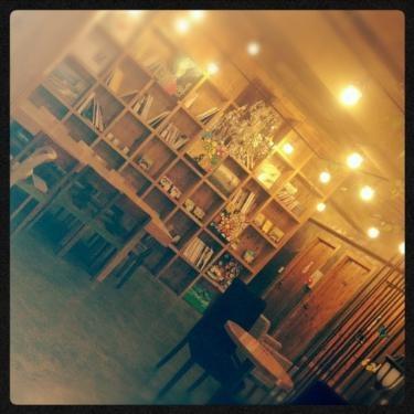 ホンデのカフェ