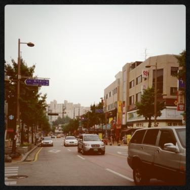 キョンヒ大学前
