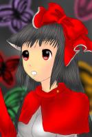黒星西雲(欅鯖)1
