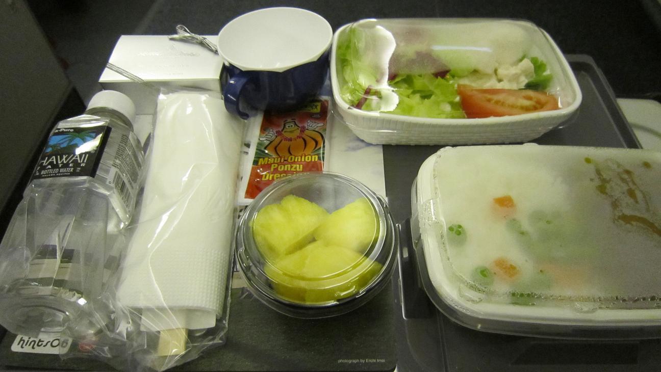 JAL軽食②
