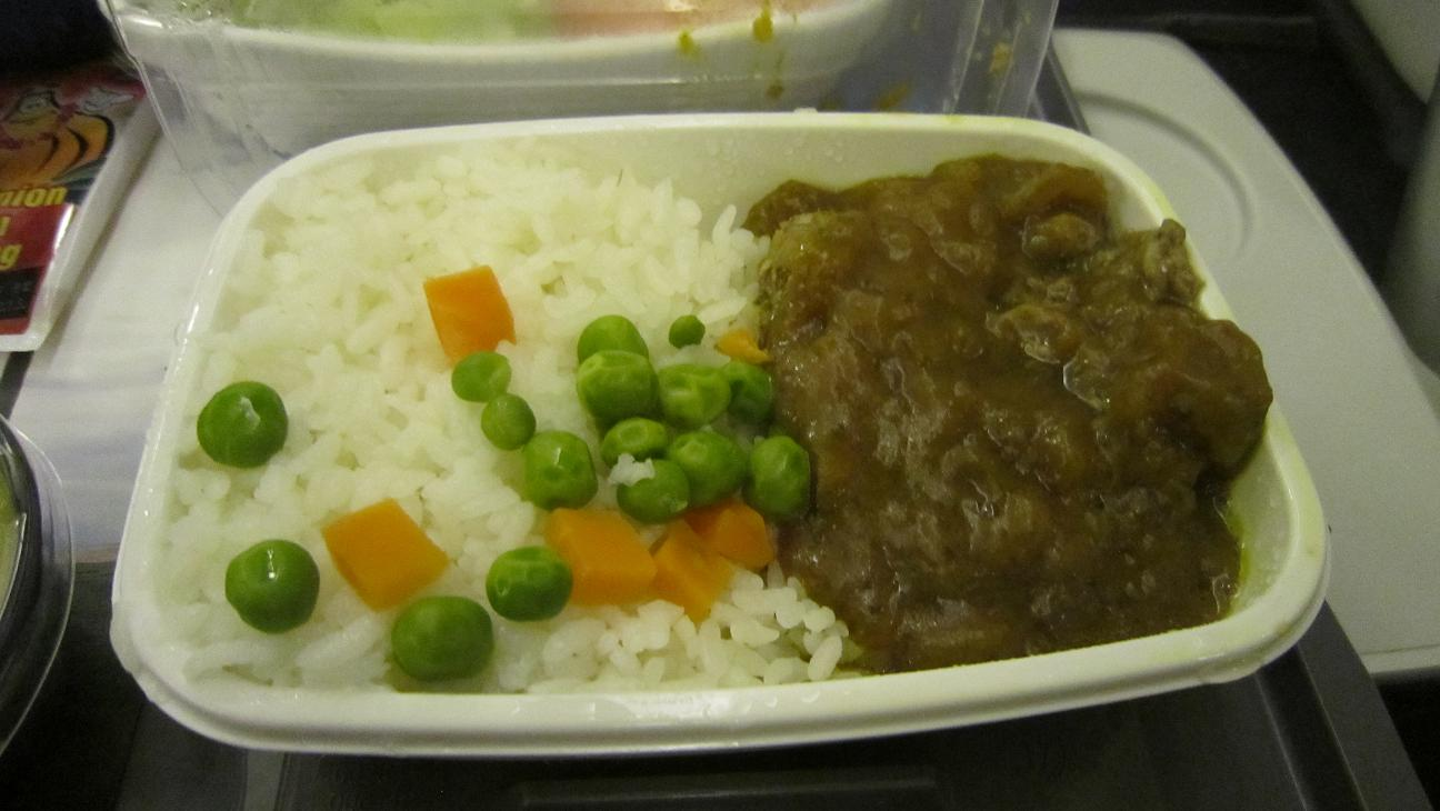 JAL軽食③