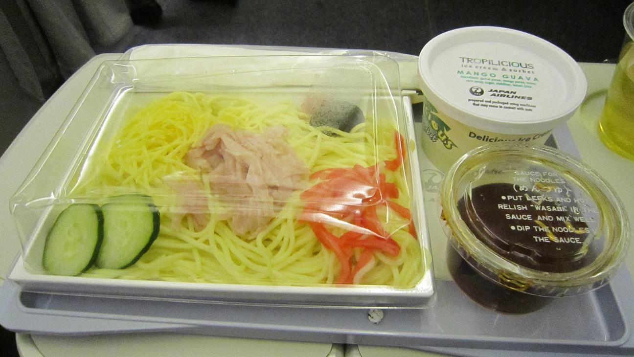 JAL軽食
